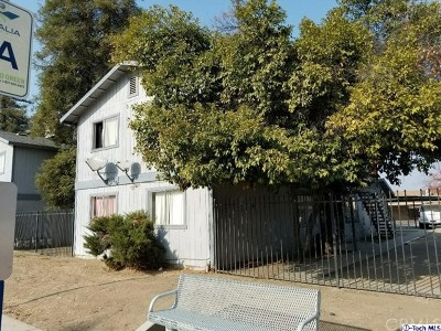 Visalia Multi Family Home For Sale: 642 E Houston Avenue