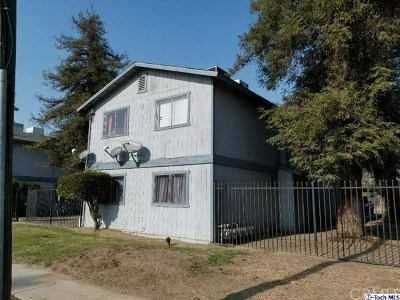 Visalia Multi Family Home For Sale: 634 E Houston Avenue