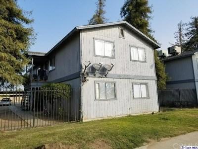 Visalia Multi Family Home For Sale: 624 E Houston Avenue