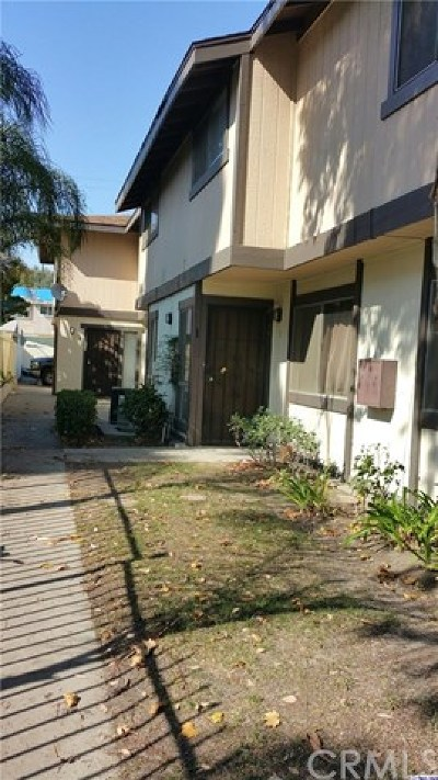 North Hollywood Multi Family Home For Sale: 11425 Tiara Street