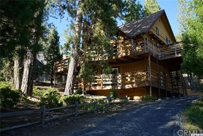 Lake Arrowhead Single Family Home For Sale: 645 Tunnel Court