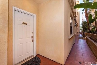 Burbank Condo/Townhouse For Sale: 574 E Palm Avenue #102