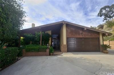 Glendale Single Family Home For Sale: 3117 Kirkham Drive