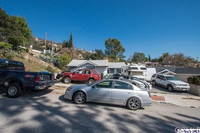 Tujunga Single Family Home Active Under Contract: 10018 Cabanas Avenue