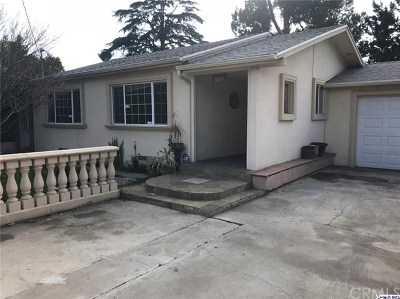 North Hollywood Single Family Home For Sale: 6831 Ethel Avenue