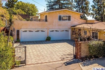 Glendale Single Family Home For Sale: 521 E Mountain Street