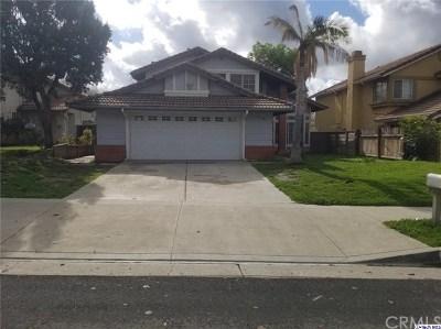Los Angeles Single Family Home For Sale: 11416 Sunburst Street