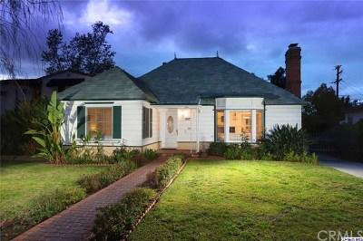 Glendale Single Family Home For Sale: 1007 N Cedar Street