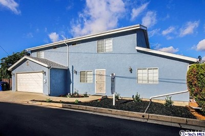 Los Angeles Single Family Home For Sale: 2650 Round Drive