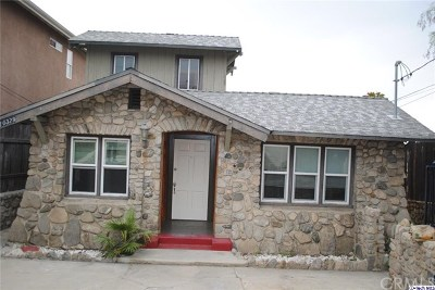Tujunga Multi Family Home For Sale: 10329 Hillhaven Ave Avenue