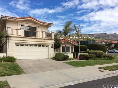 Rancho Palos Verdes Single Family Home For Sale: 6601 Beachview Drive