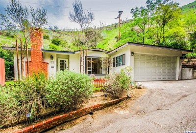 Glendale Single Family Home For Sale: 504 Solway Street