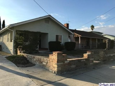 North Hollywood Multi Family Home For Sale: 5253 Auckland Avenue
