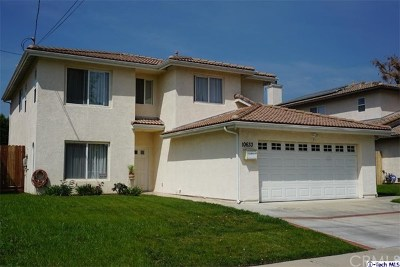 Granada Hills Single Family Home For Sale: 10633 Amestoy Avenue