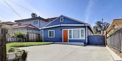 Sunland Single Family Home For Sale: 8622 Jayseel St Street