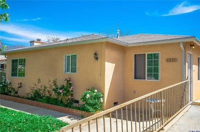 Van Nuys Single Family Home For Sale: 6236 Halbrent Avenue