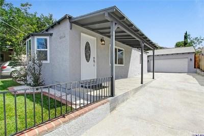 Tujunga Single Family Home For Sale: 10604 Wilsey Avenue