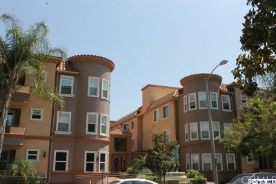 Burbank Condo/Townhouse For Sale: 414 E Valencia Avenue #203