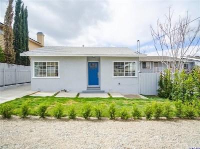 Tujunga Single Family Home For Sale: 7118 Valmont Street