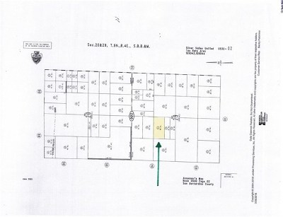 Newberry Springs Residential Lots & Land For Sale: 0530-022-41
