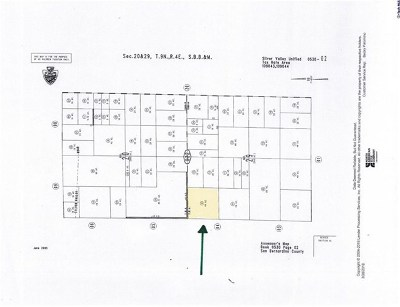 Newberry Springs Residential Lots & Land For Sale: 0530-022-31