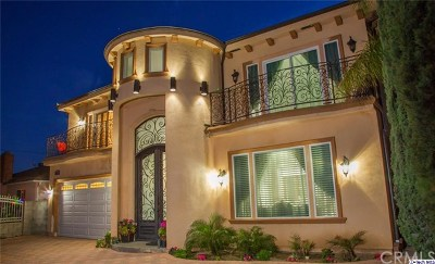 North Hollywood Single Family Home For Sale: 8013 Laurelgrove Avenue