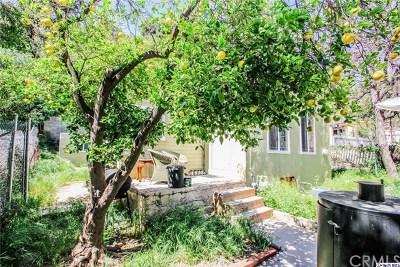 Tujunga Single Family Home For Sale: 6325 Blanchard Canyon Road