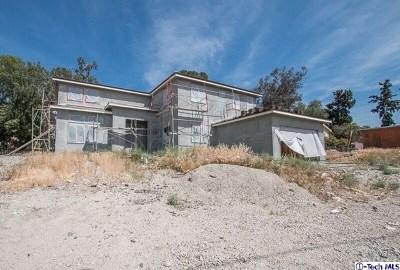 Tujunga Single Family Home For Sale: 7224 Lucky Way
