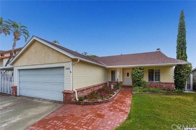 Sylmar Single Family Home For Sale: 13428 Aldergrove Street