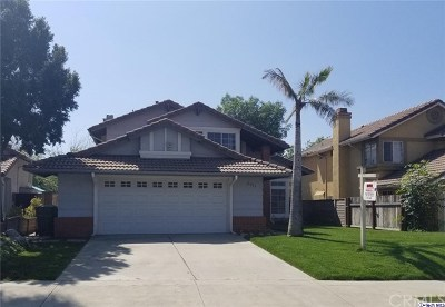 Lakeview Terrace Single Family Home For Sale: 11416 Sunburst Street