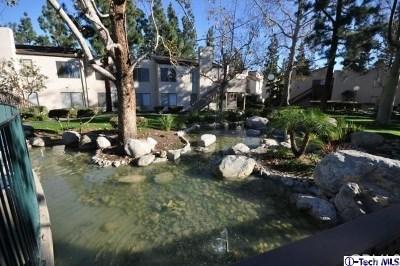Santa Ana Condo/Townhouse For Sale: 1200 Cabrillo Park Drive #D