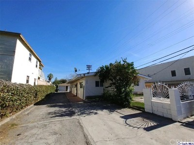 North Hollywood Multi Family Home For Sale: 7216 Lemp Avenue