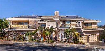 Glendale Single Family Home For Sale: 730 Ridge Drive