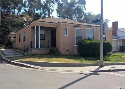 Los Angeles Single Family Home For Sale: 4479 Gateside Drive