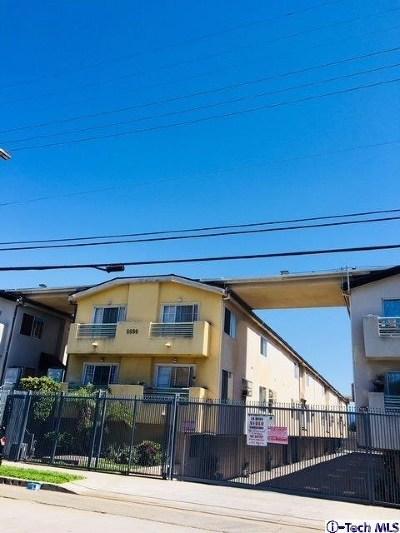 North Hills Condo/Townhouse For Sale: 8800 Burnet Avenue #14