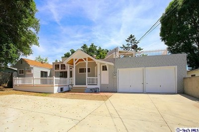 Sunland Single Family Home Active Under Contract: 8214 Hillrose Street