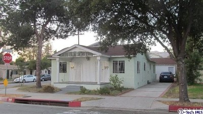 Glendale Multi Family Home For Sale: 365 Vine Street