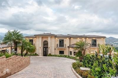 Burbank, Glendale, La Crescenta, Pasadena, Hollywood, Toluca Lake, Studio City, Alta Dena , Los Feliz Single Family Home For Sale: 3308 Barnes Circle