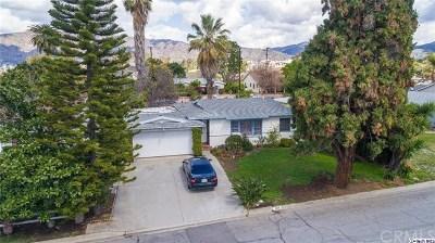 Glendora Single Family Home For Sale: 121 W Haltern Avenue