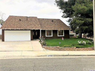 Canyon Country Single Family Home For Sale: 29302 Snapdragon Place