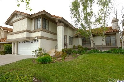 Moorpark Single Family Home For Sale: 12531 Spring Creek