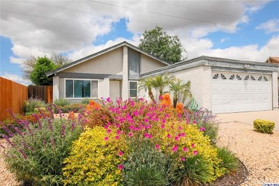 Simi Valley CA Single Family Home For Sale: $530,000