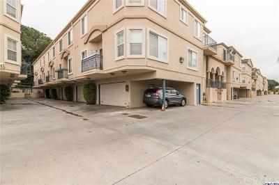 La Crescenta Condo/Townhouse Active Under Contract: 4516 Ramsdell Avenue #110