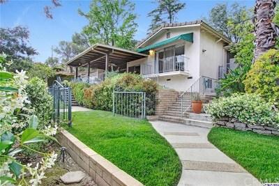Tujunga Single Family Home Active Under Contract: 7076 Estepa Drive