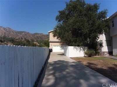 Tujunga Single Family Home For Sale: 10718 Las Lunitas Avenue