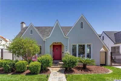 Glendale Single Family Home For Sale: 934 E Dryden Street