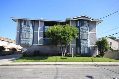 San Gabriel Multi Family Home For Sale: 817 Padilla Street