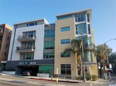 Pasadena Condo/Townhouse For Sale: 238 S Arroyo #212