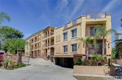 Montrose Condo/Townhouse For Sale: 2435 Florencita Avenue #204