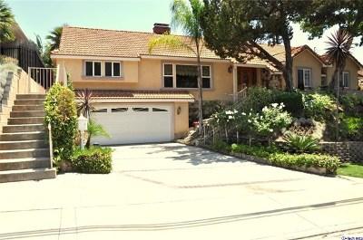 Glendale Single Family Home For Sale: 1844 Fern Ln